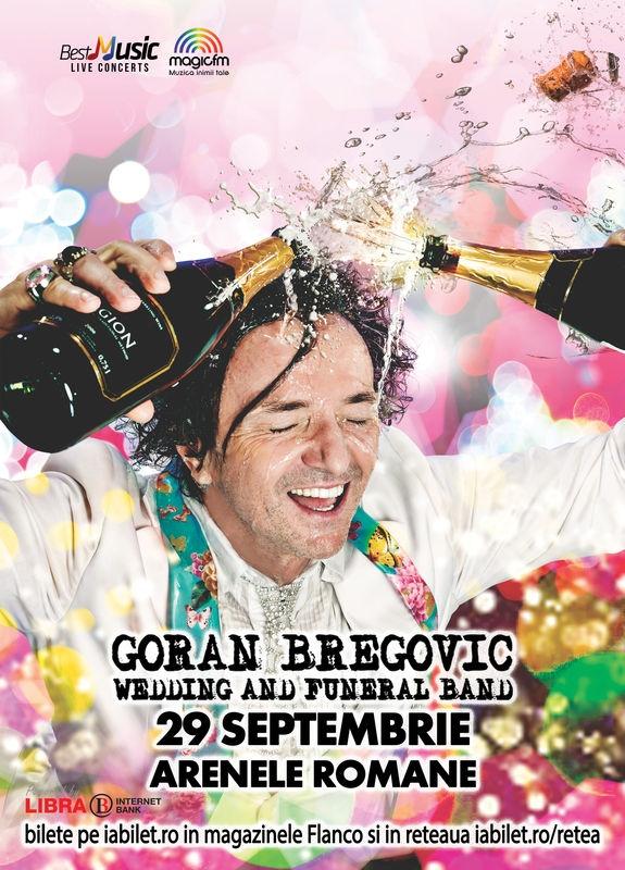 Goran Bregovic pregateste lansarea noului sau album 'Three Letters From Sarajevo'
