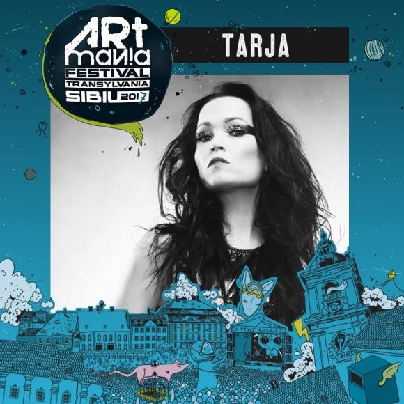 Mesaj de la Tarja despre Sibiu si Festivalul ARTmania