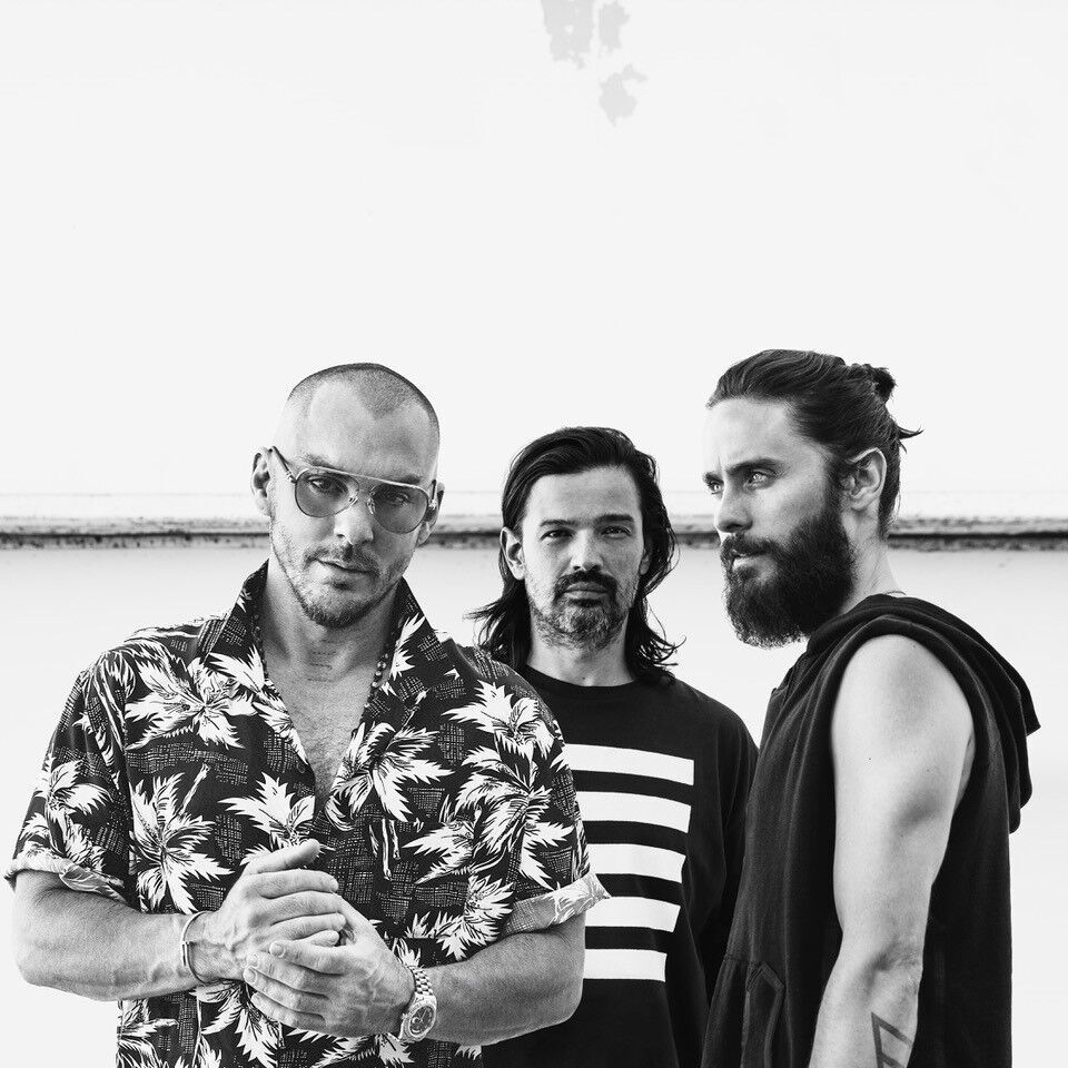 'Walk On Water' este noul single al trupei Thirty Seconds to Mars