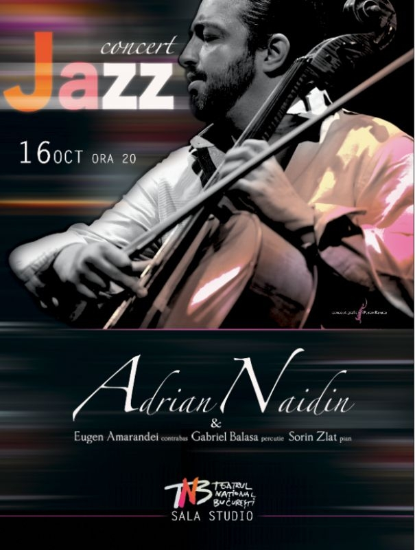 Compozitia jazz a lui Adrian Naidin aduce Maiastra la Teatrul National din Bucuresti