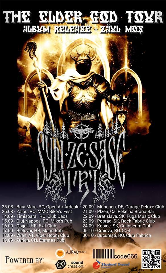 Joi 14 septembrie incepe turneul Syn Ze Sase Tri