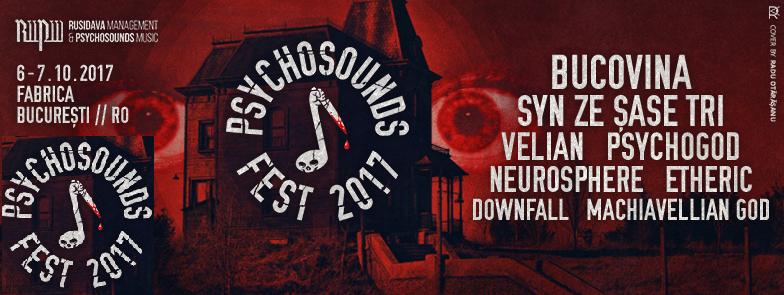 Teaser Psychosounds Fest 2017