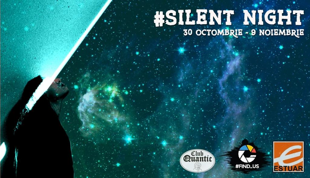 Silent Night in club Quantic
