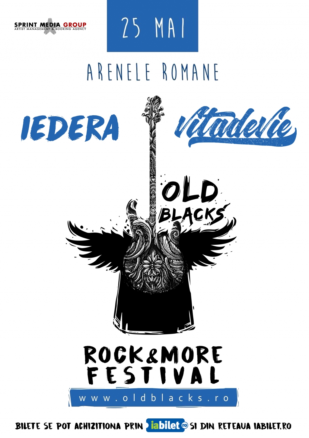 Old Blacks Music & More Festival la Arenele Romane