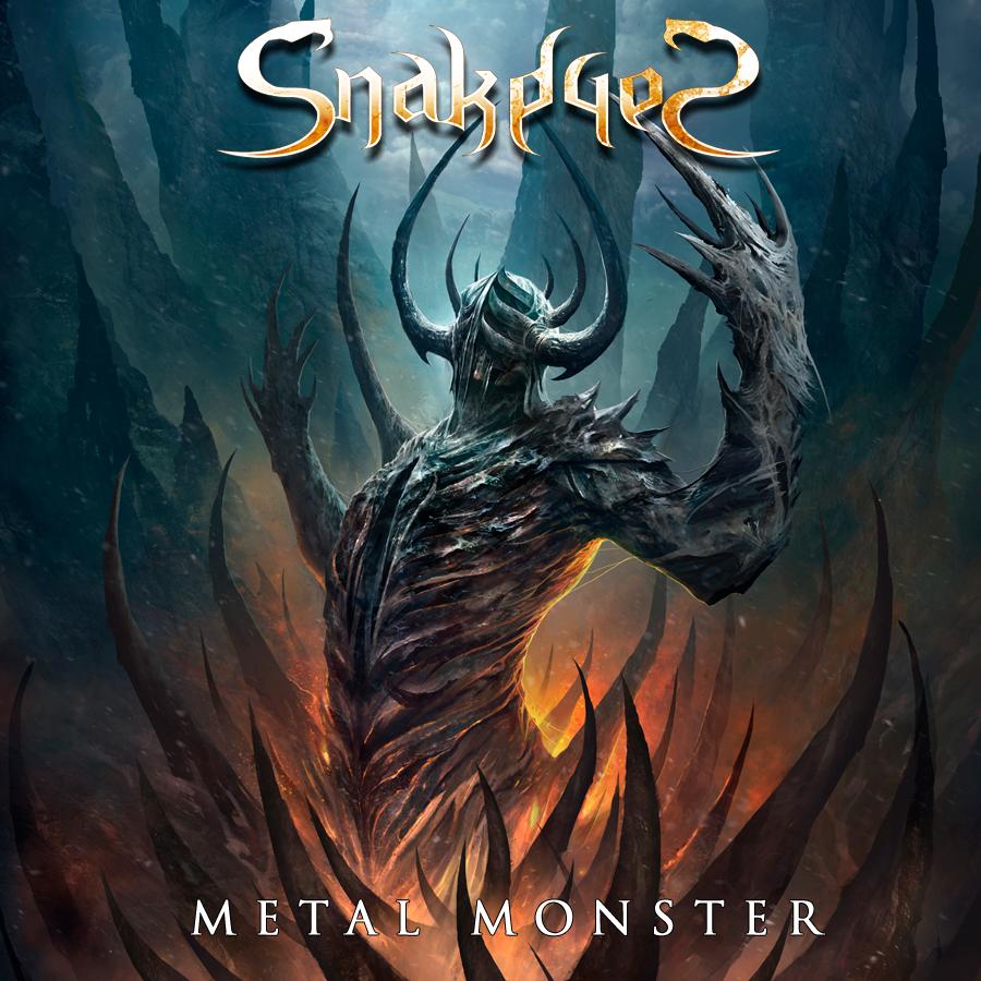 SnakeyeS lanseaza videoclipul 'Metal Monster'