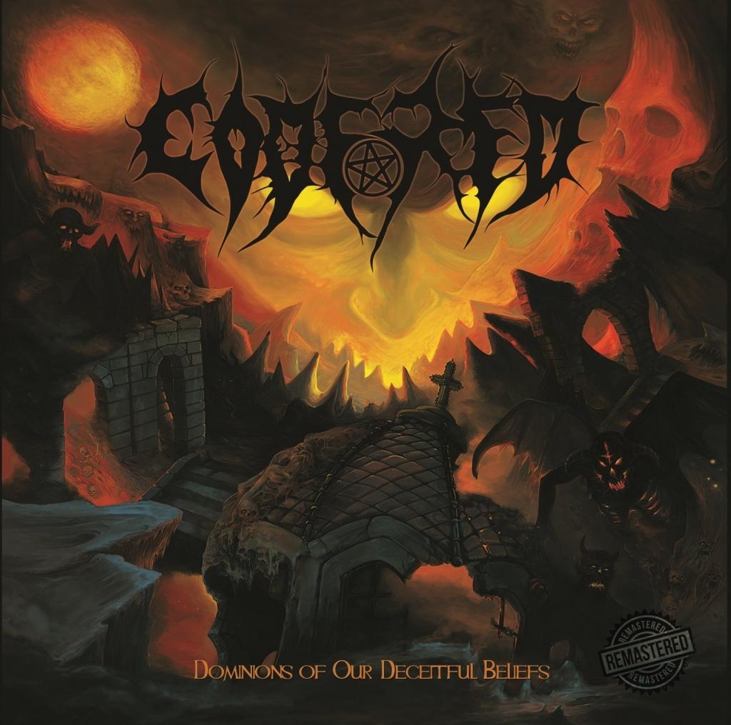 CodeRed anunta lansarea variantei imbunatatite a albumului Dominions of Our Deceitful Beliefs