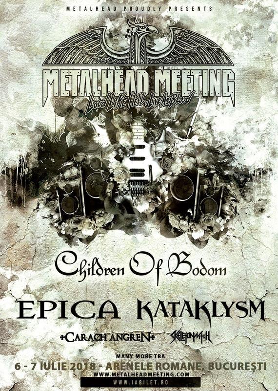 Patru confirmari la Festivalul Metalhead Meeting