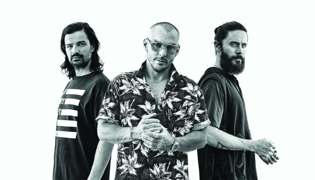 Thirty Seconds To Mars anunta album nou si turneu in aceasta vara
