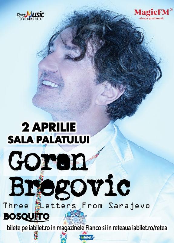 Trupa Bosquito canta din nou alaturi de Goran Bregovic la Bucuresti