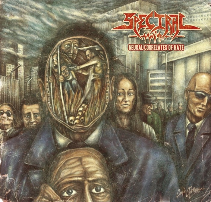 Asculta integral noul album Spectral, Neural Correlates of Hate