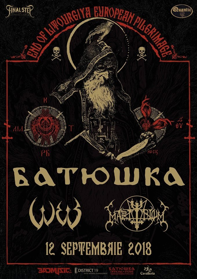 Concert BATUSHKA in club Quantic