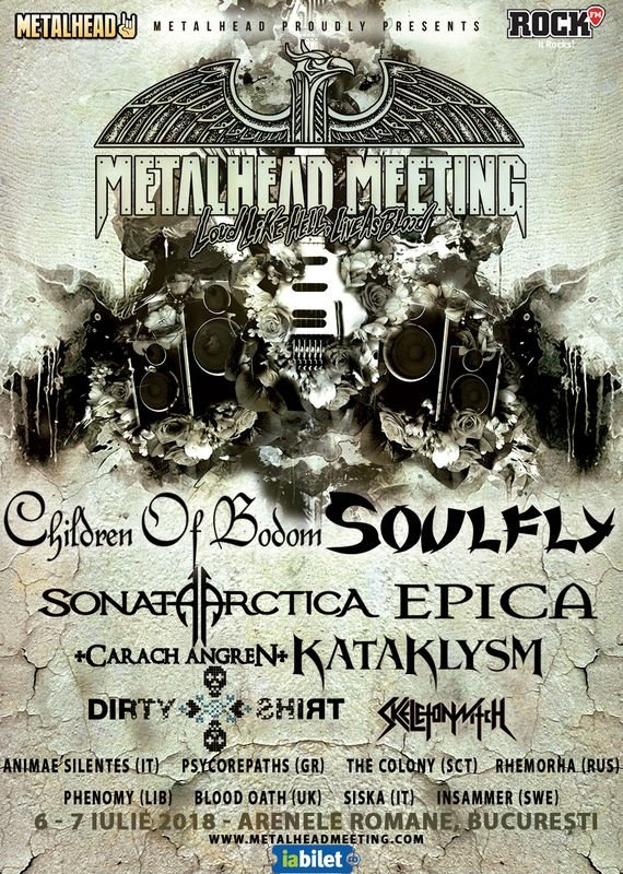Trupa Dirty Shirt a fost confirmată la Metalhead Meeting Festival 2018