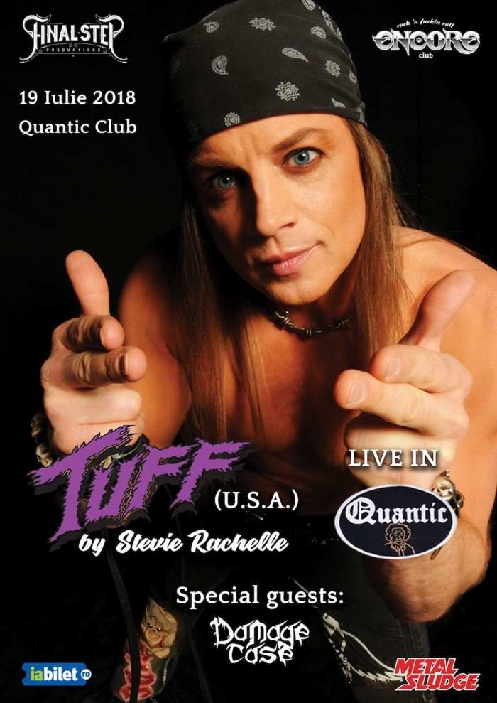 Concert Tuff si Damage Case in Quantic Club