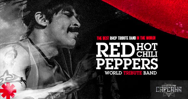 Concert Red Hot Chili Peppers World Tribute Band în Club Capcana din Timișoara