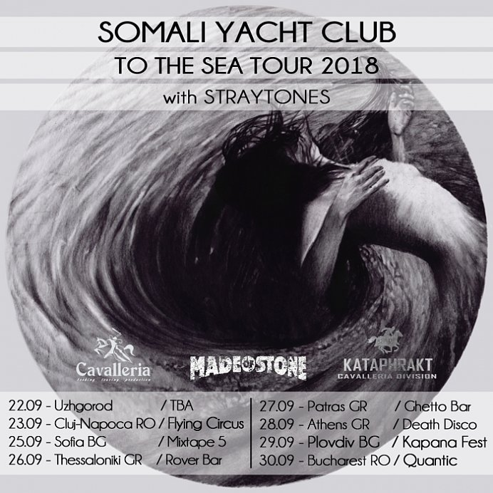 To the Sea Tour 2018 - Somali Yacht Club