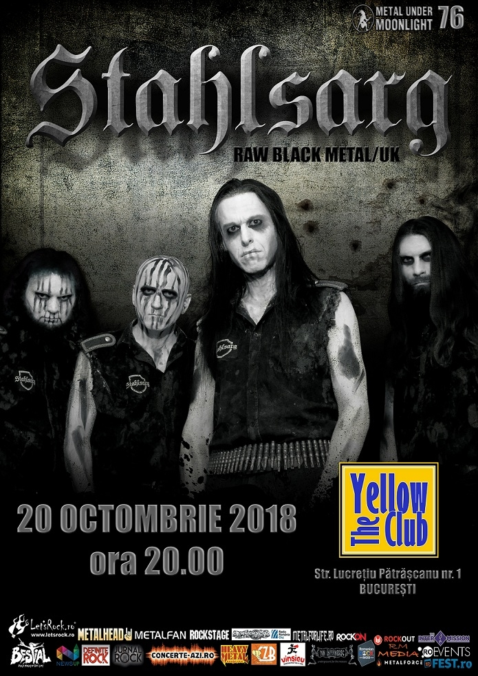 STAHLSARG, Mental Disorder (Metal Under Moonlight LXXVI, 20.10.2018)