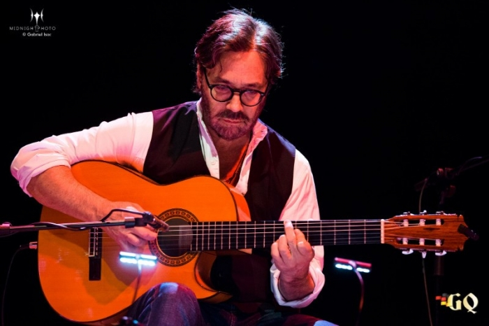 Concert Al Di Meola - invitatie video si detalii meet & greet