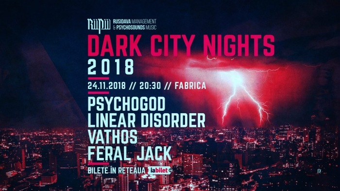Dark City Nights in Club Fabrica