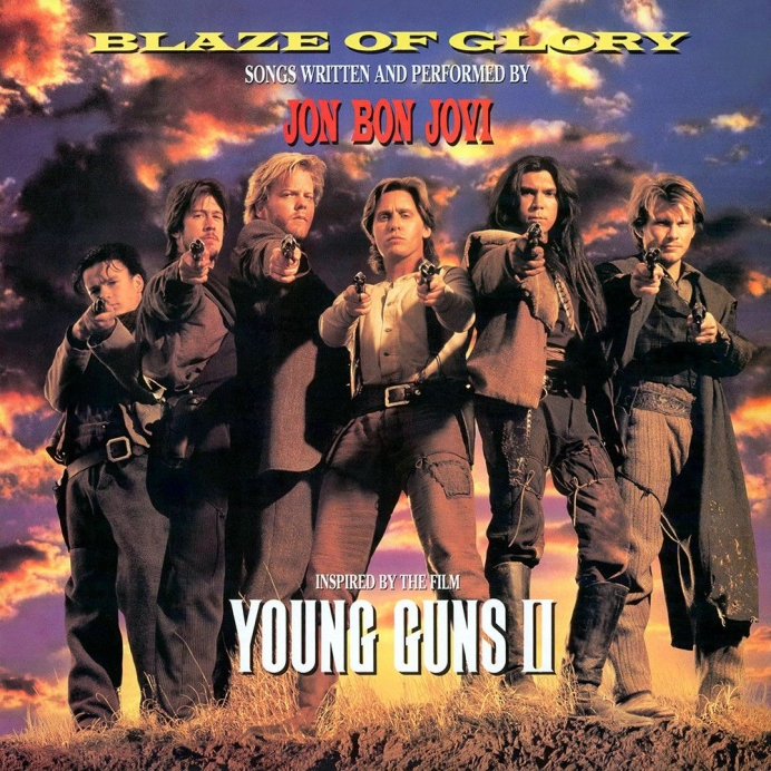 Blaze of Glory - Bon Jovi