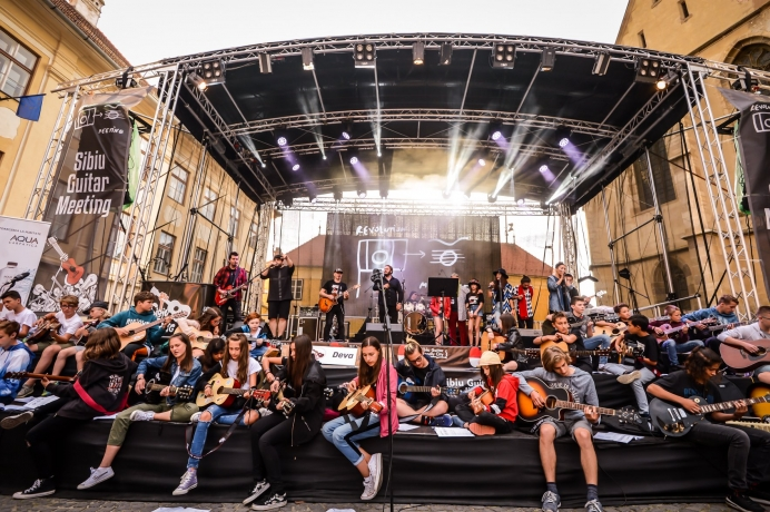 Sibiu Guitar Meeting 2019