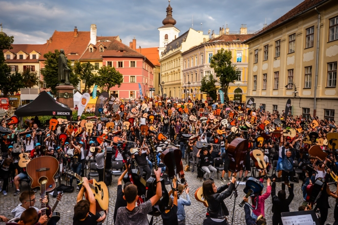 Sibiu Guitar Meeting 2019 - Revoluția chitariștilor