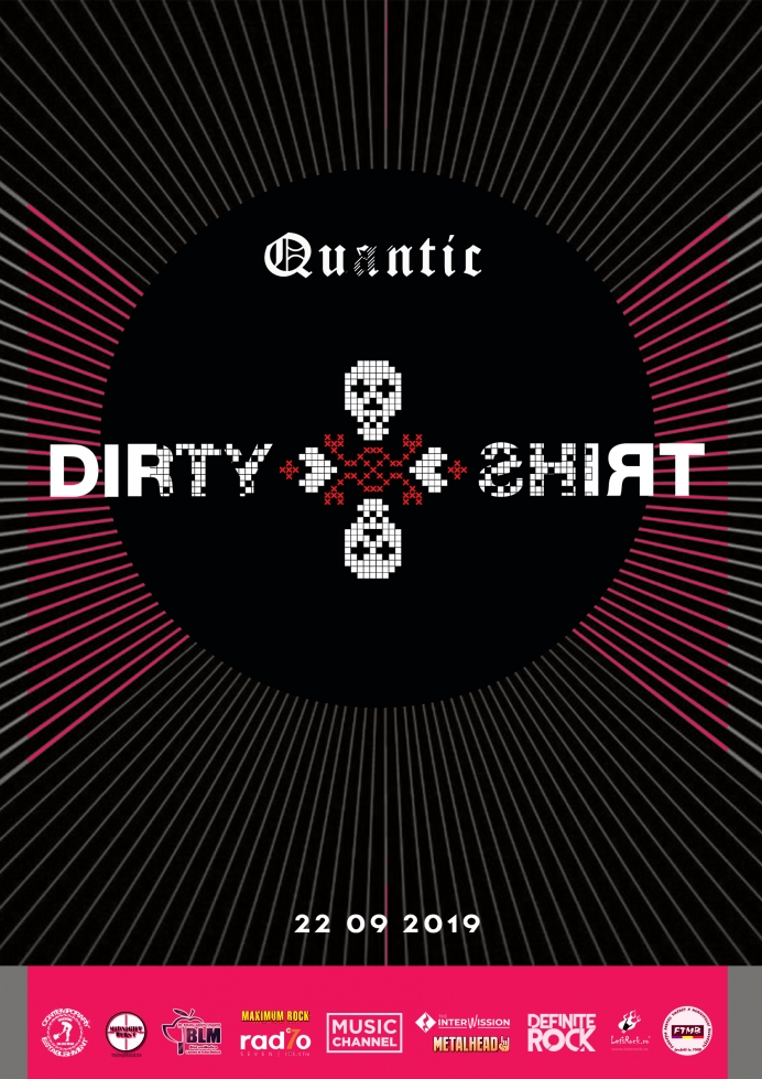 Concert Dirty Shirt la Club Quantic