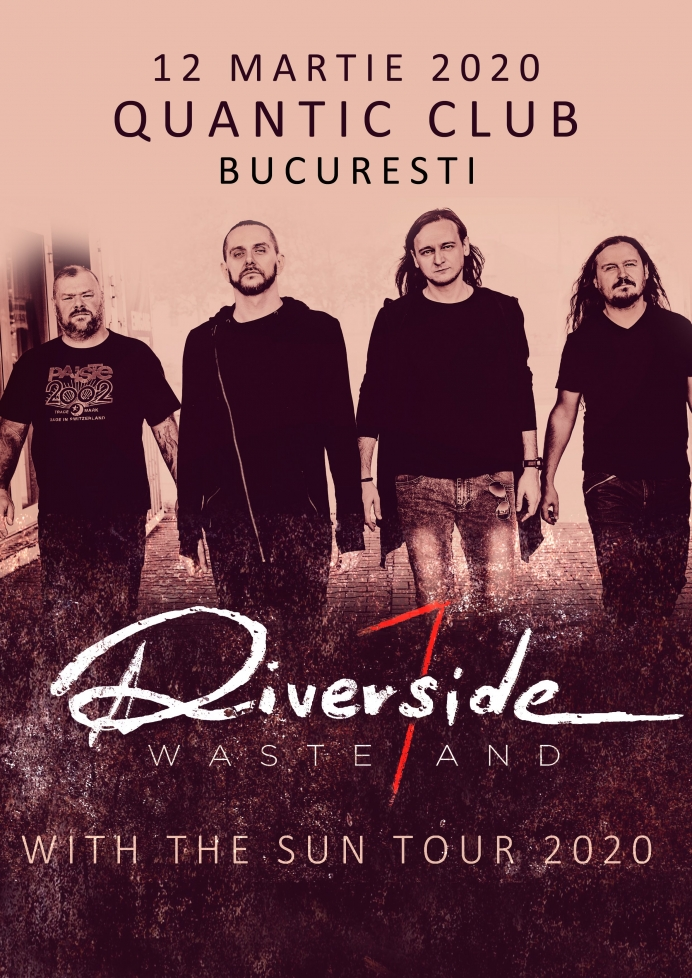 Concert Riverside în Club Quantic