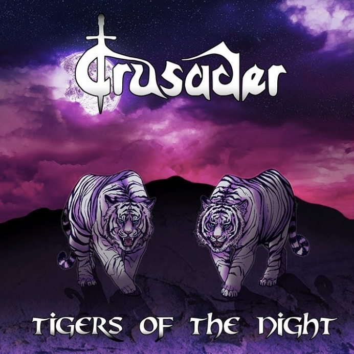 Crusader a lansat primul EP, intitulat Tigers of The Night