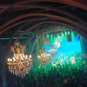 DARK BOMBASTIC EVENING in club The Silver Church