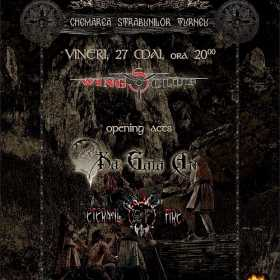 Concert GOD, Ka Gaia An si Eternal Fire in Wings Club
