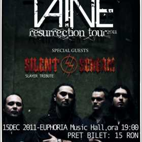 Concert Taine si Silent Scream in Euphoria Music Hall din Cluj