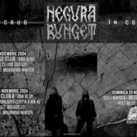 NEGURA BUNGET, Mourning Winter (Metal Under Moonlight XIV, 26.11.2004)