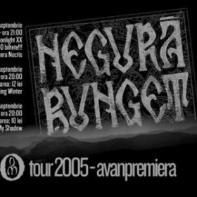 NEGURA BUNGET, Sphera Noctis (Metal Under Moonlight XX, 15.09.2005)