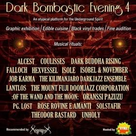 Noi detalii despre Dark Bombastic Evening 4