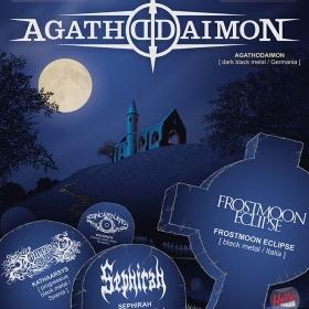 AGATHODAIMON, Frostmoon Eclipse, Kathaaarsys, Sephirah, Sincarnate (Metal Under Moonlight XXVIII, 18.05.2012)
