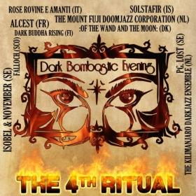 Dark Bombastic Evening 4 in Cetatea Alba Iulia - al patrulea ritual DBE