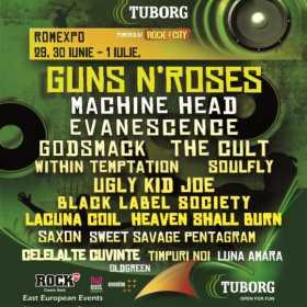 Doar cateva zile ne mai despart de Tuborg GreenFest powered by Rock The City