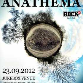 Doar doua saptamani pana la concertul trupei britanice ANATHEMA la Bucuresti