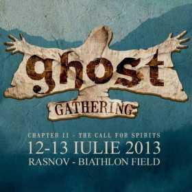 Noi trupe confirmate pentru Ghost Gathering Rasnov 2013