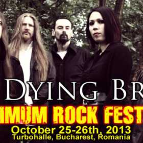 Concert My Dying Bride in cadrul Maximum Rock Festival 2013
