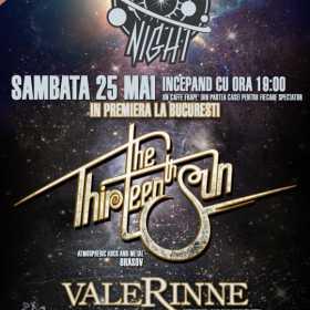 Interplanetary Night II- The Thirteenth Sun si Valerinne in Ageless Club