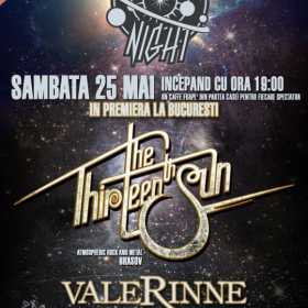 The Thirteenth Sun si Valerinne la Interplanetary Night II in Ageless Club