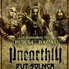 Concert Unearthly, Put Solnca si Melancholy in Pub S4
