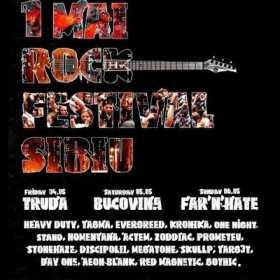 1 Mai Rock Festival Sibiu 2012 (a doua editie)
