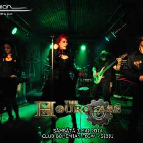 THE HOURGLASS (symphonic gothic metal/Cluj-Napoca)