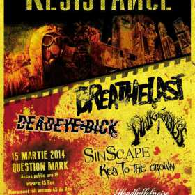 Urban Day - line-up complet - Underground Metal Resistance Fest 3