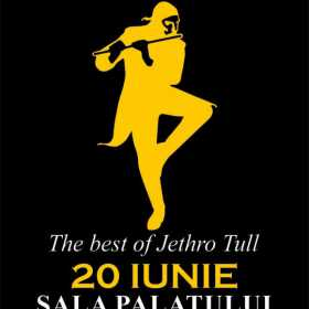 Concert Jethro Tull la Sala Palatului din Bucuresti