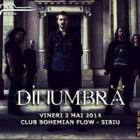 DINUMBRA (doom death metal/Bucuresti)