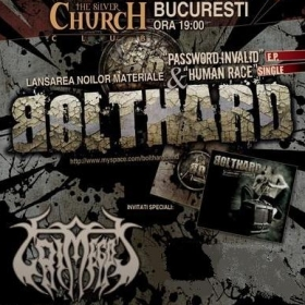 BOLTHARD, Grimegod (Metal Under Moonlight XXV, 20.05.2010)