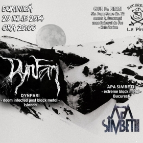 DYNFARI, Apa Simbetii (Metal Under Moonlight XXXVIII, 20.07.2014)